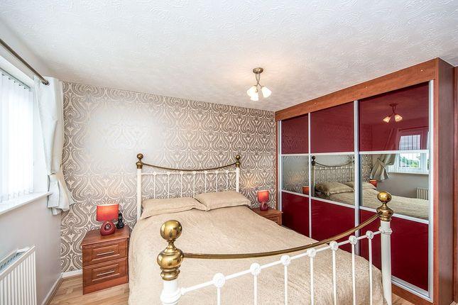Bedroom of Kingsbury Court, Skelmersdale, Lancashire WN8