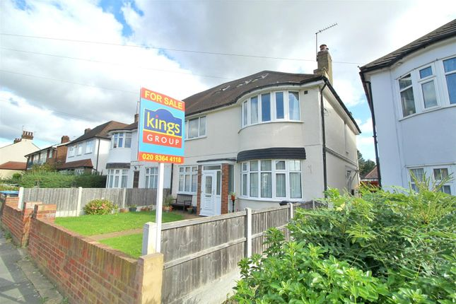 Thumbnail Maisonette for sale in Layard Road, Enfield