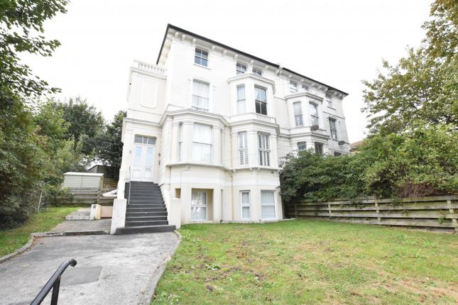 Thumbnail Flat to rent in London Road, St Leonards On Sea