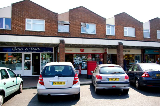 Thumbnail Retail premises to let in Holly Farm Mews, Green Lane, Great Sutton, Ellesmere Port