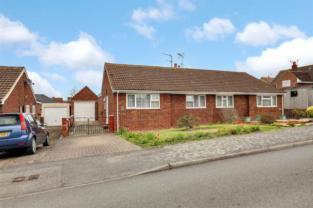 2 bed semi-detached bungalow for sale in Bradfield Avenue, Teynham, Sittingbourne ME9