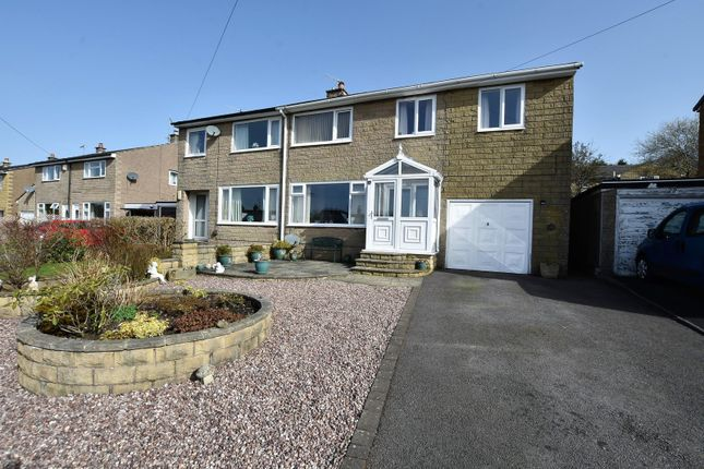 Thumbnail Semi-detached house for sale in Horse Fair Avenue, Chapel-En-Le-Frith, High Peak