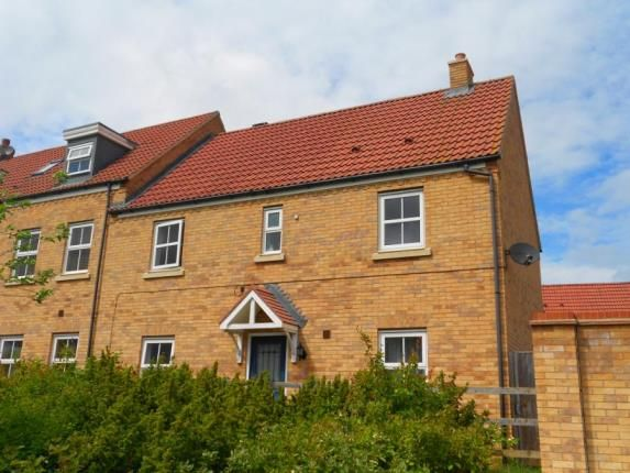 Thumbnail Semi-detached house for sale in Langlands Road, Bedford, Bedfordshire