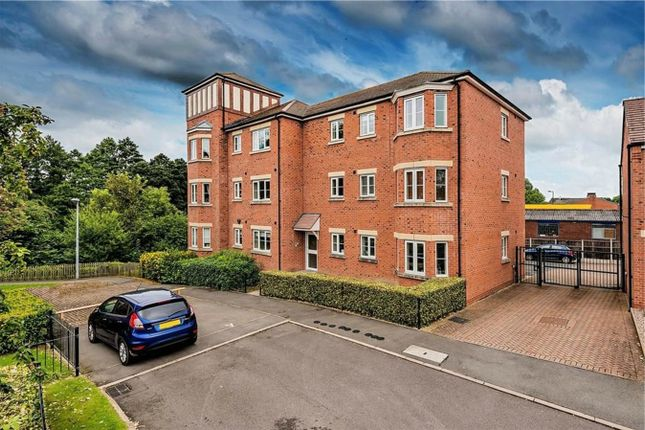 Thumbnail Flat for sale in Chancery Court, Newport, Telford, Shropshire
