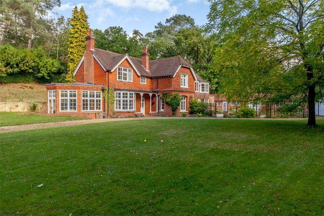 5 bed detached house to rent in Dene Lane, Lower Bourne, Farnham, Surrey GU10