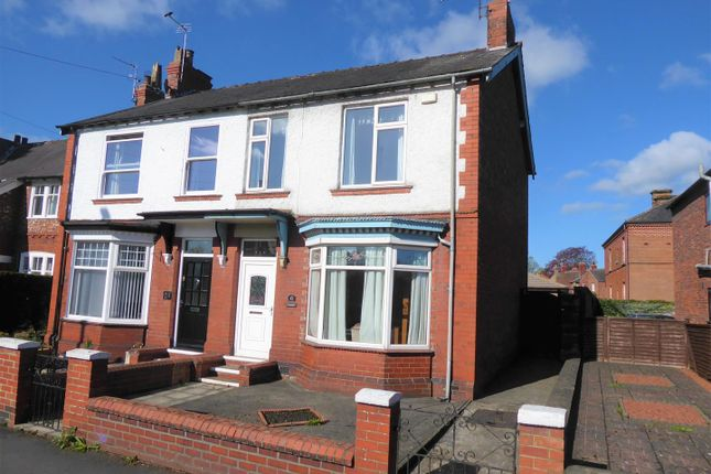 Thumbnail Semi-detached house for sale in Thirsk Road, Northallerton