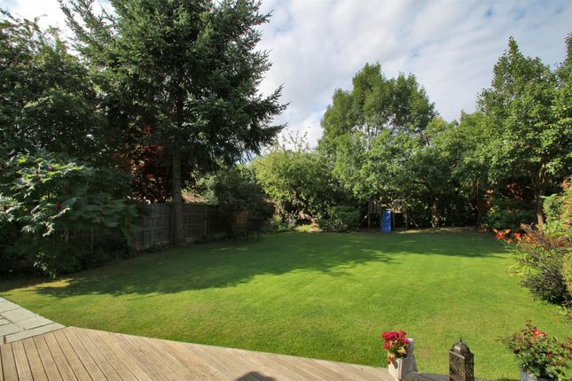 Rear Garden of Red Lane, Oxted RH8