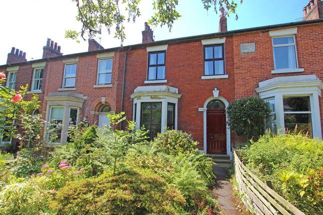 Thumbnail Terraced house for sale in Brownlow Terrace, Pleasington, Blackburn