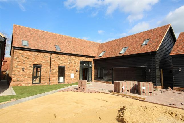 Thumbnail Detached house for sale in Plot 4, Cawne Close, Wilstead