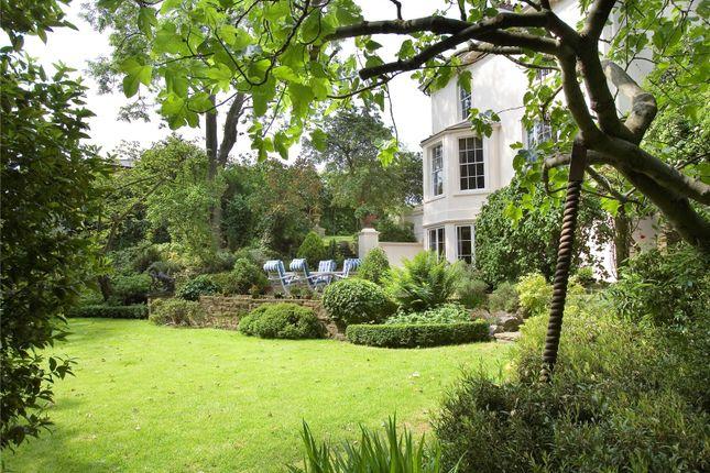Thumbnail Detached house to rent in Park Village West, Regent's Park, London