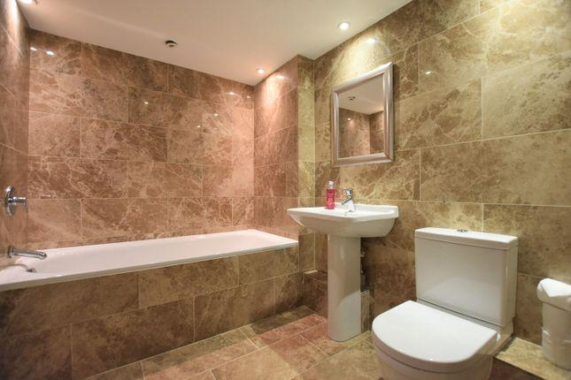 Bathroom of Apartment 13 Limehurst Hall, St Margaret's Road, Bowdon WA14