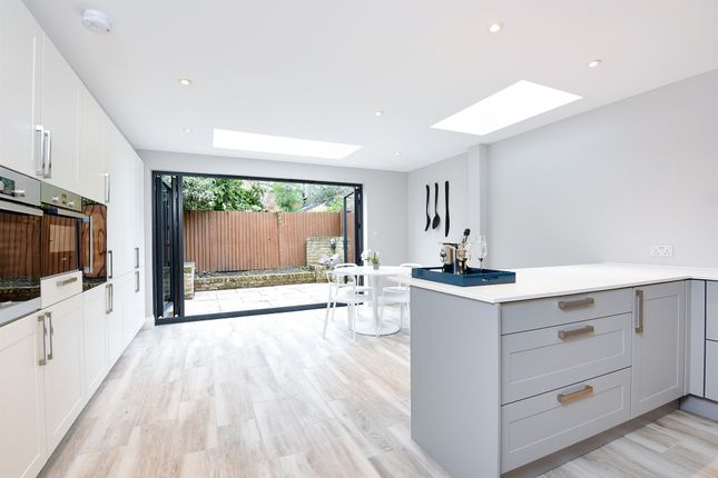 Thumbnail Terraced house for sale in Elspeth Road, London