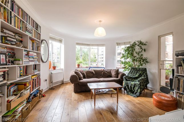Flat for sale in Ruskin Park House, Champion Hill, London