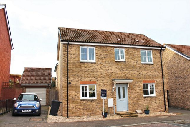 3 bedroom detached house to rent in Quartly Drive, Bishops Hull, Taunton