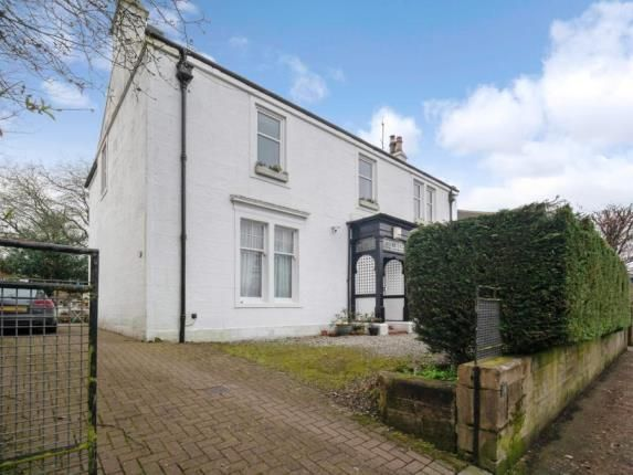 Thumbnail Flat for sale in Cross Road, Paisley, Renfrewshire