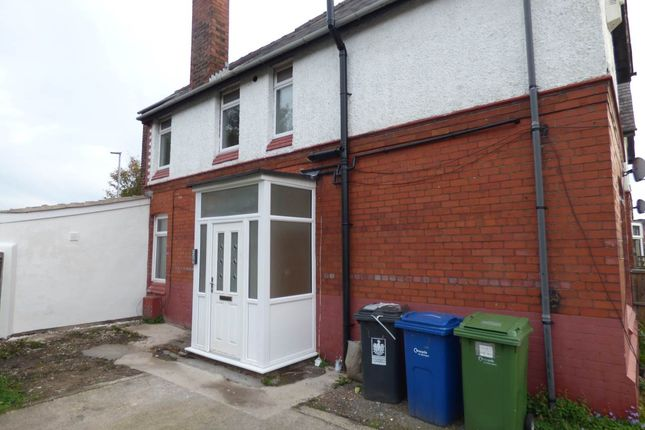 Flat to rent in Fitzherbert Street, Warrington