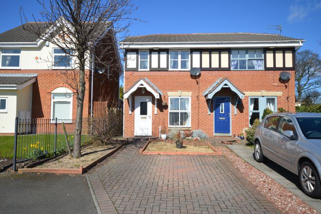 2 bed semi-detached house to rent in Gardner Park, North Shields
