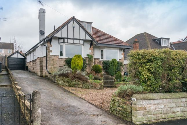 Thumbnail Detached bungalow for sale in Baslow Road, Totley Rise, Sheffield