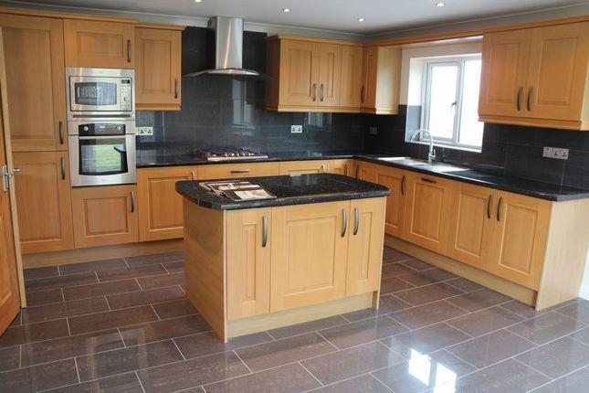Kitchen Area of Gwel Y Mor Vista Del Mar, Valley, Holyhead LL65