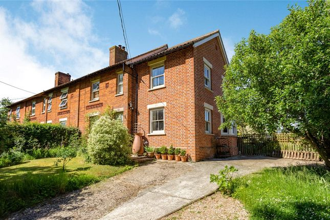 3 bed end terrace house for sale in Frogs Hall Road, Lavenham, Suffolk CO10