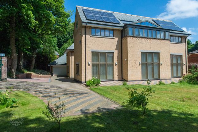 Thumbnail Detached house for sale in High Bank Lane, Lostock