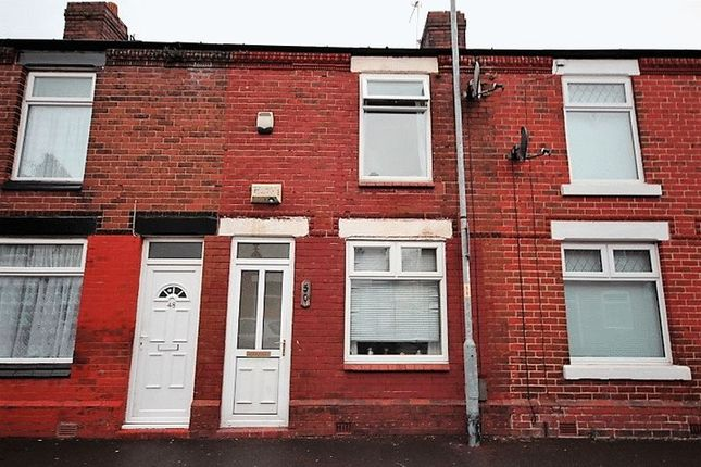 Thumbnail Terraced house to rent in Oldham Street, Latchford, Warrington