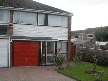 Thumbnail Semi-detached house to rent in Allans Meadow, Neston