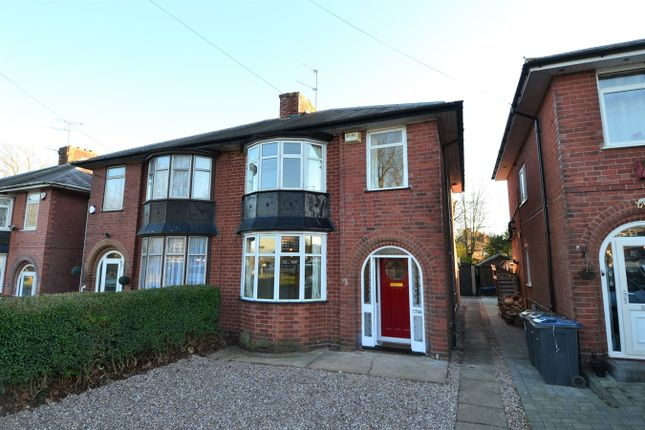 Thumbnail Semi-detached house for sale in Bristol Road South, Rednal, Birmingham