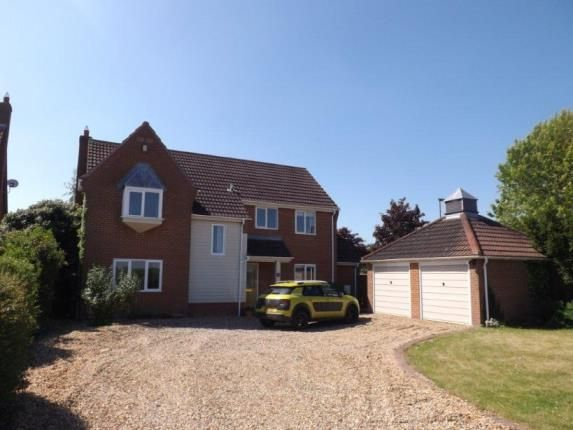 Thumbnail Detached house for sale in Wymondham, Norfolk