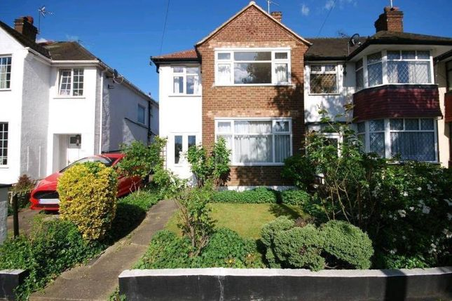 Thumbnail End terrace house to rent in Bridgewater Road, Wembley, Middlesex