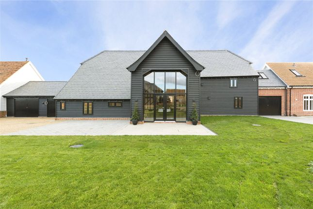 Detached house for sale in Old Lodge Court, White Hart Lane, Chelmsford, Essex