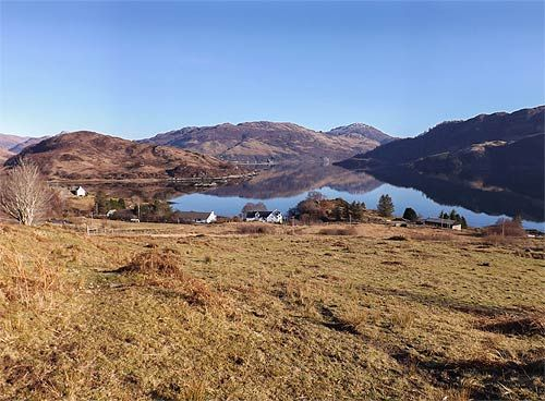 Thumbnail Land for sale in Plot 9 Nostie, Avernish, By Kyle Of Lochalsh