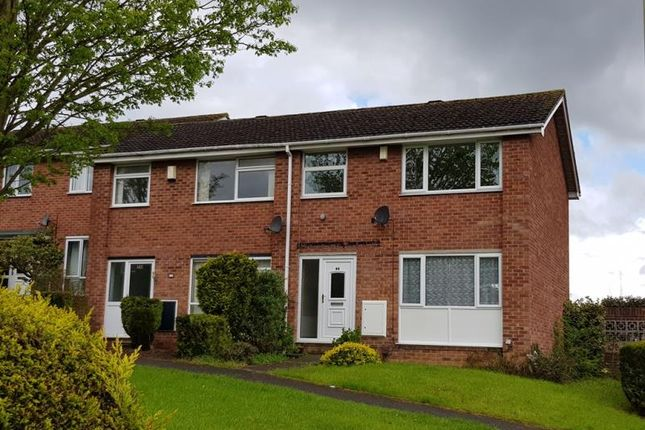 Thumbnail End terrace house to rent in Curlew Road, Abbeydale, Gloucester