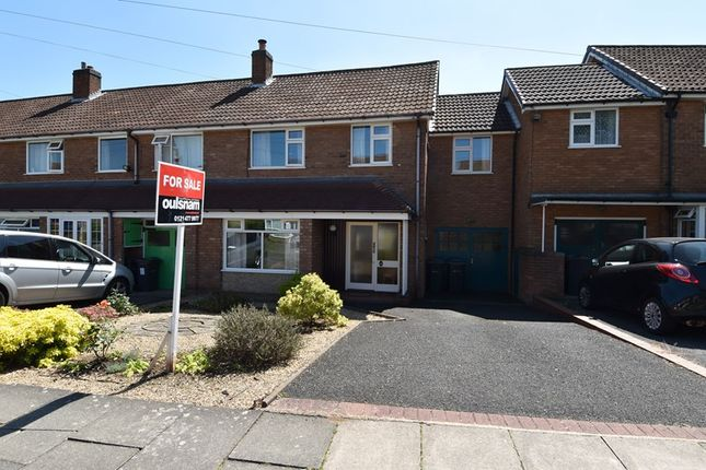 Thumbnail Terraced house for sale in Naunton Close, Selly Oak, Bournville Village Trust