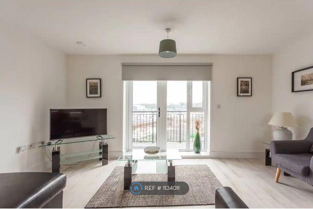Thumbnail Flat to rent in Thomas Blake Avenue, Southampton