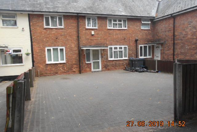 Thumbnail Terraced house to rent in Churchill Road, Bordesley Green