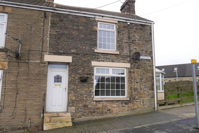 Thumbnail Semi-detached house to rent in Castle Bank, Tow Law, Bishop Auckland