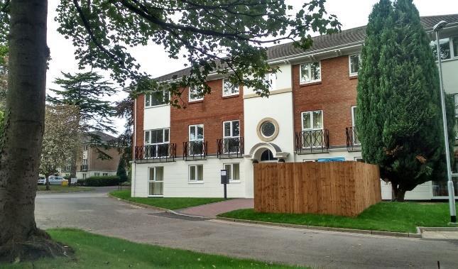 Thumbnail Flat to rent in Westlea House, Saddlewood Mews