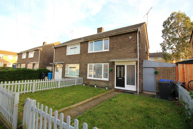 Thumbnail Semi-detached house for sale in Patchins Road, Hamworthy, Poole