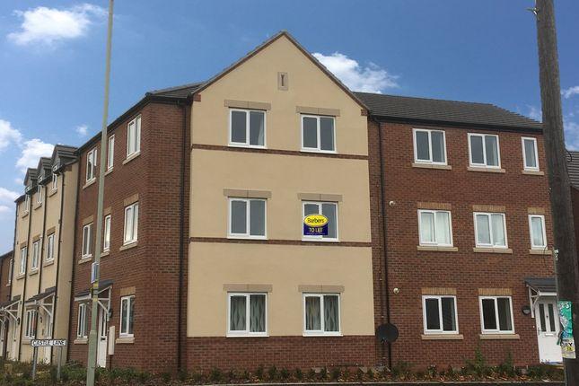 Thumbnail Flat to rent in Castle Street, Hadley, Telford
