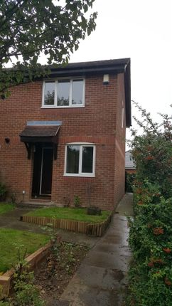 Thumbnail Semi-detached house to rent in Keats Avenue, Bletchingley, Redhill, Surrey