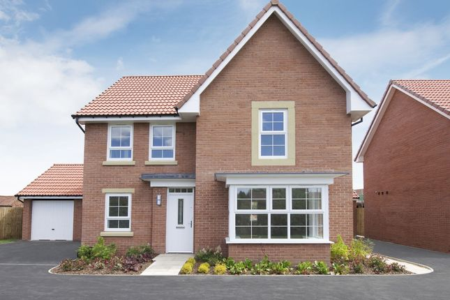 "Thumbnail Detached house for sale in ""Cambridge"" at Wetherby Road, Boroughbridge, York"
