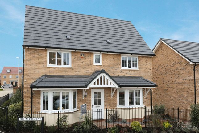 "Thumbnail Detached house for sale in ""Alnwick"" at Bearscroft Lane, London Road, Godmanchester, Huntingdon"