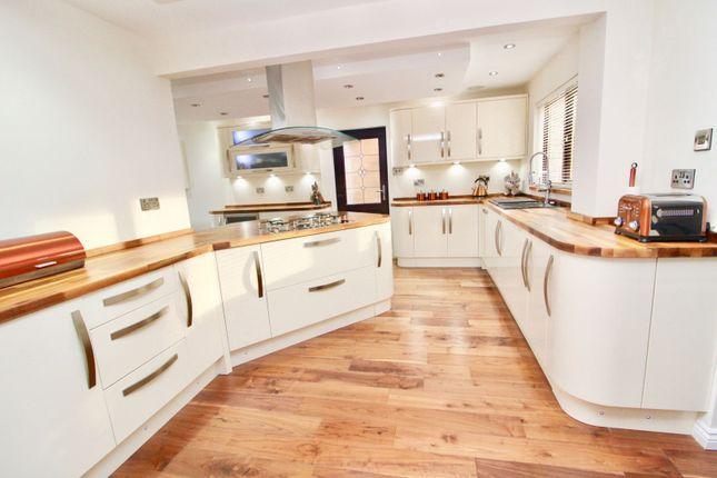 Kitchen of The Grange, Newton Aycliffe DL5