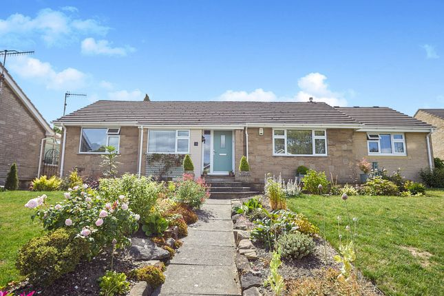 Thumbnail Detached bungalow for sale in Castle Mount Crescent, Bakewell