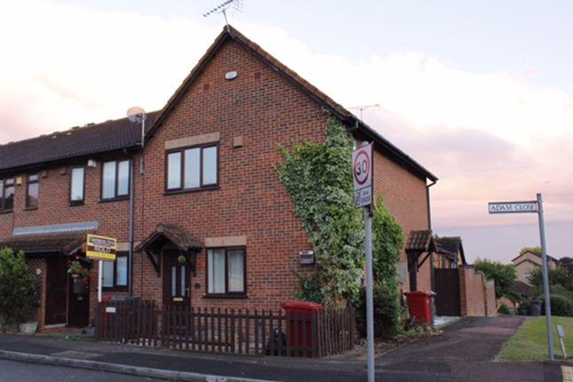 Thumbnail Terraced house to rent in Adam Close, Cippenham, Slough