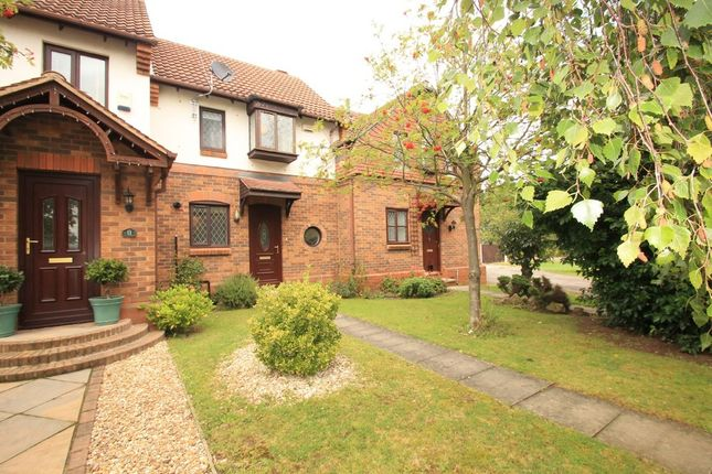 Thumbnail Town house to rent in Lytham Close, Doncaster