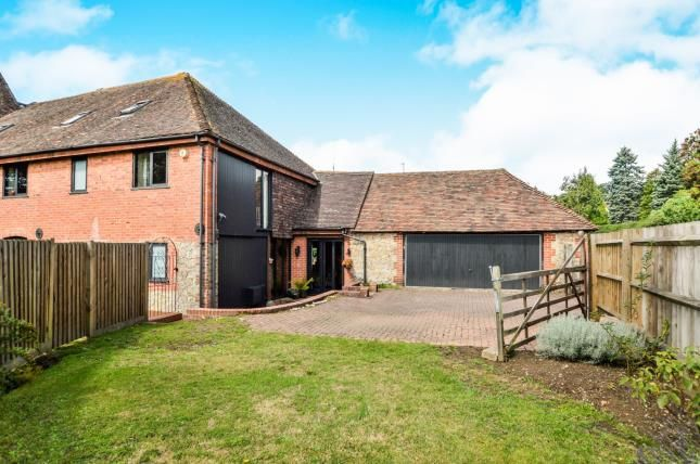 Thumbnail Barn conversion for sale in The Street, Willesborough, Ashford, Kent