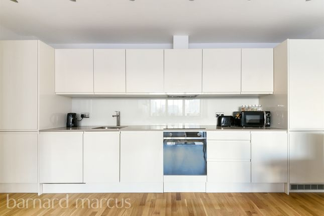 Thumbnail Flat for sale in Carshalton Road, Sutton