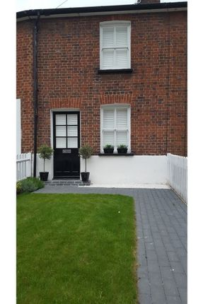 Thumbnail Terraced house to rent in Inkerman Road, St.Albans